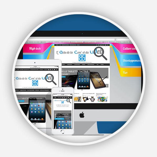 Creation de site internet sur Perpignan