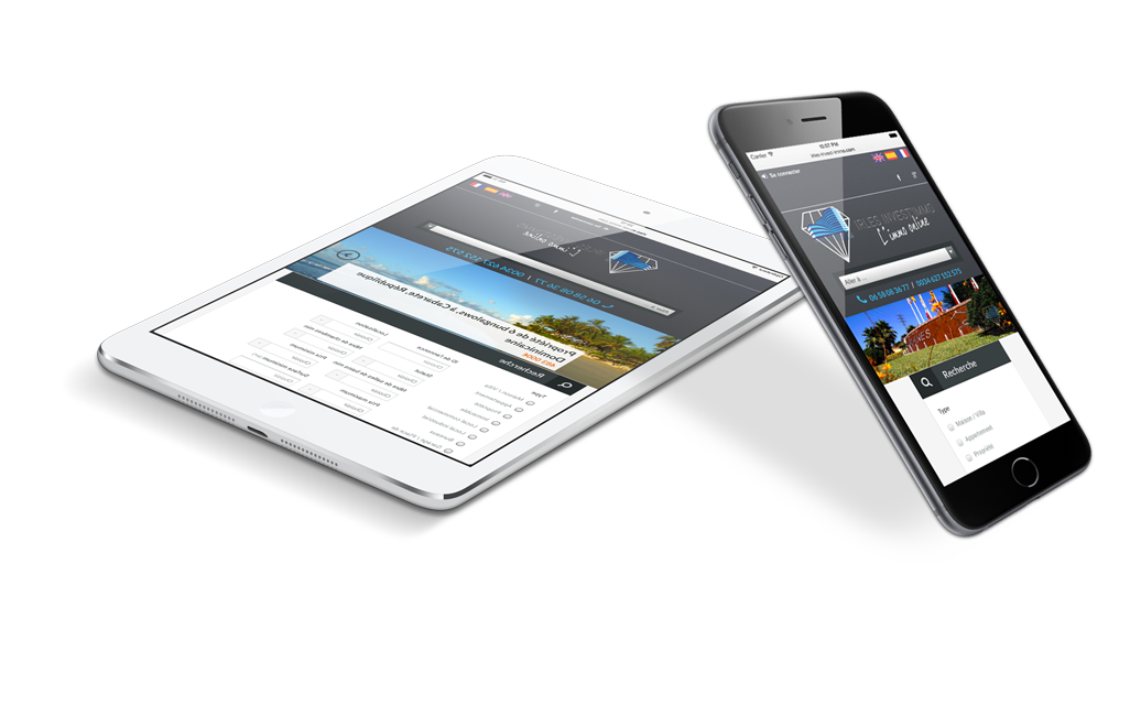 Creation site internet mobile perpignan