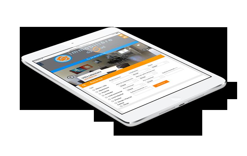 création site internet mobile sur Perpignan