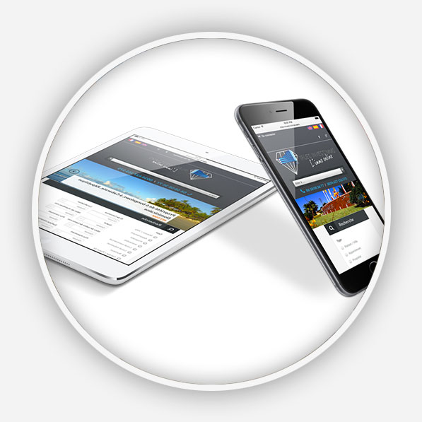 Creation site internet mobile sur Perpignan