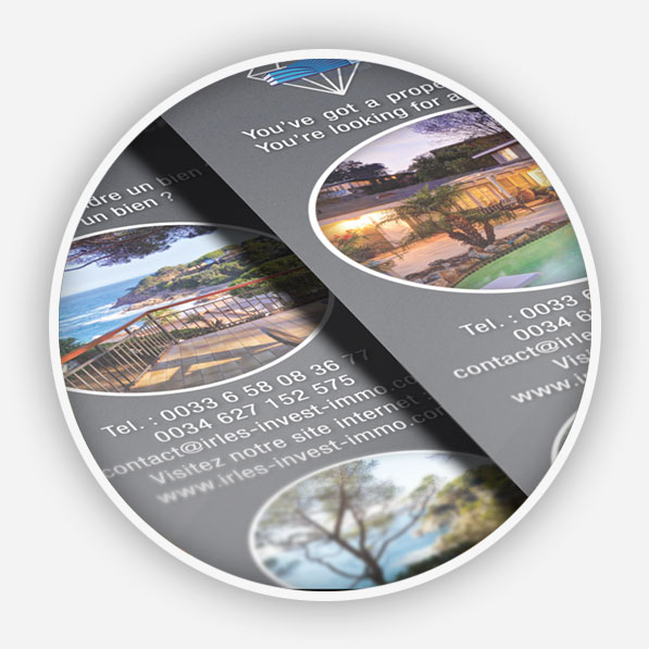 creation-impression-flyer-sur-perpignan-irles-invest-immo