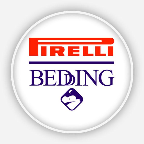 Développement site internet Pirelli Bedding