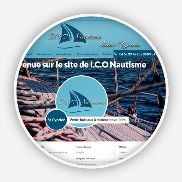 Création de site internet sur Perpignan