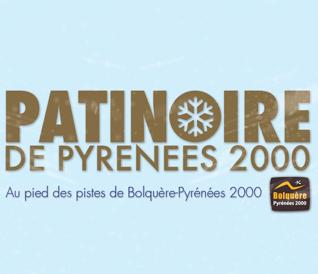 Patinoire de Pyrénées 2000